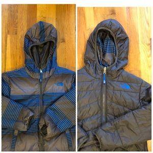 North Face Boys Reversible Jacket